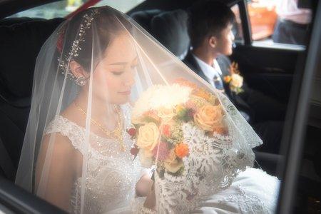 呈瑞&文雅 迎娶儀式