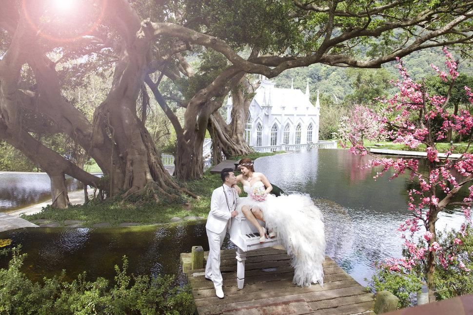 暗戀桃花源(編號:496787) - 蓓麗宛婚禮時尚《結婚吧》