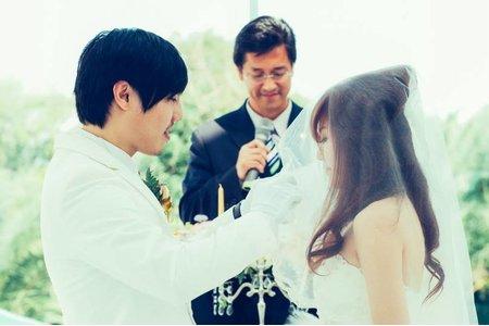 蓓麗宛婚禮時尚