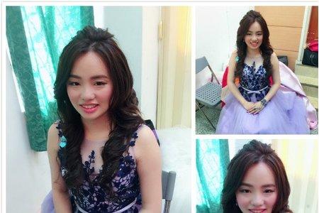 新娘秘書美娟Ivy~我家的新娘是短髮,^_^