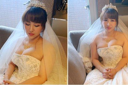 桃園新秘、台北新秘💕新娘秘書美娟Ivy