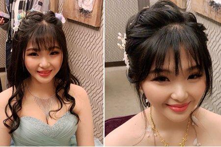 桃園新秘、台北新秘♥️新娘秘書美娟Ivy