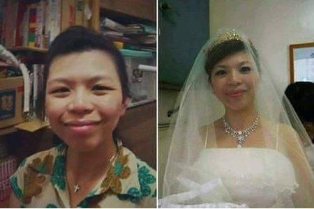 高雄路竹淑菁結婚