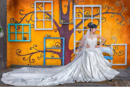 海邊婚紗外拍