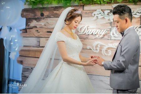 文訂迎娶儀式、婚禮紀錄 【艾葳精品婚紗】