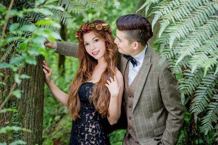 森林物語 - 【艾葳精品婚紗】
