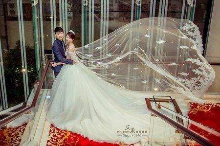 婚禮紀錄by艾葳精品婚紗