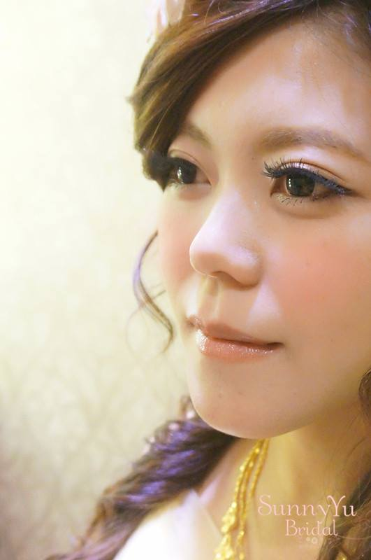 眼妝(編號:497726) - 雨晴新娘秘書 SunnyYuBridal《結婚吧》