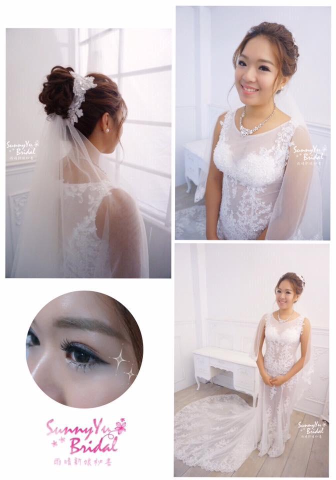 眼妝(編號:497728) - 雨晴新娘秘書 SunnyYuBridal《結婚吧》