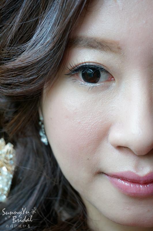 眼妝(編號:497731) - 雨晴新娘秘書 SunnyYuBridal《結婚吧》