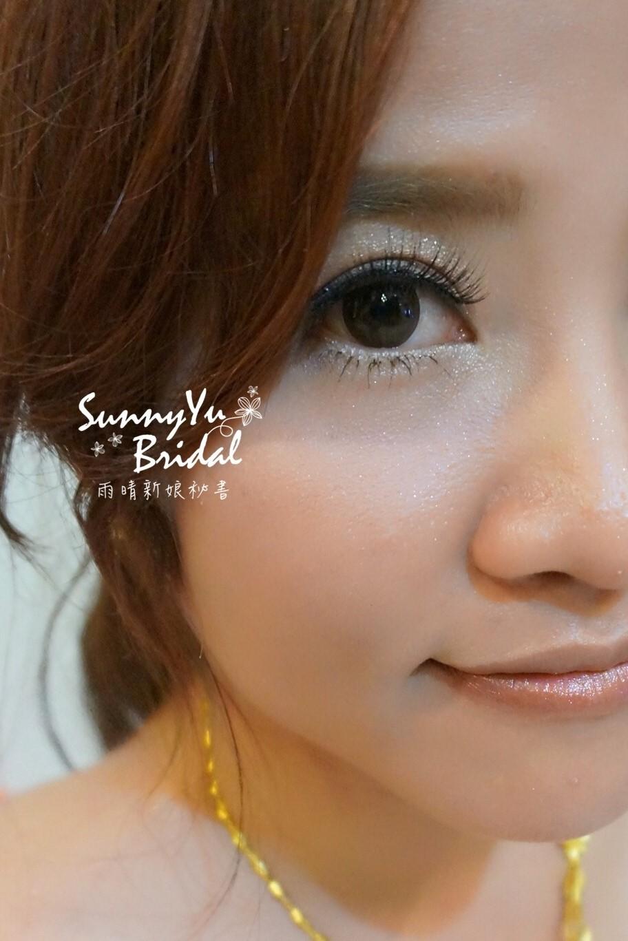 眼妝(編號:497733) - 雨晴新娘秘書 SunnyYuBridal《結婚吧》