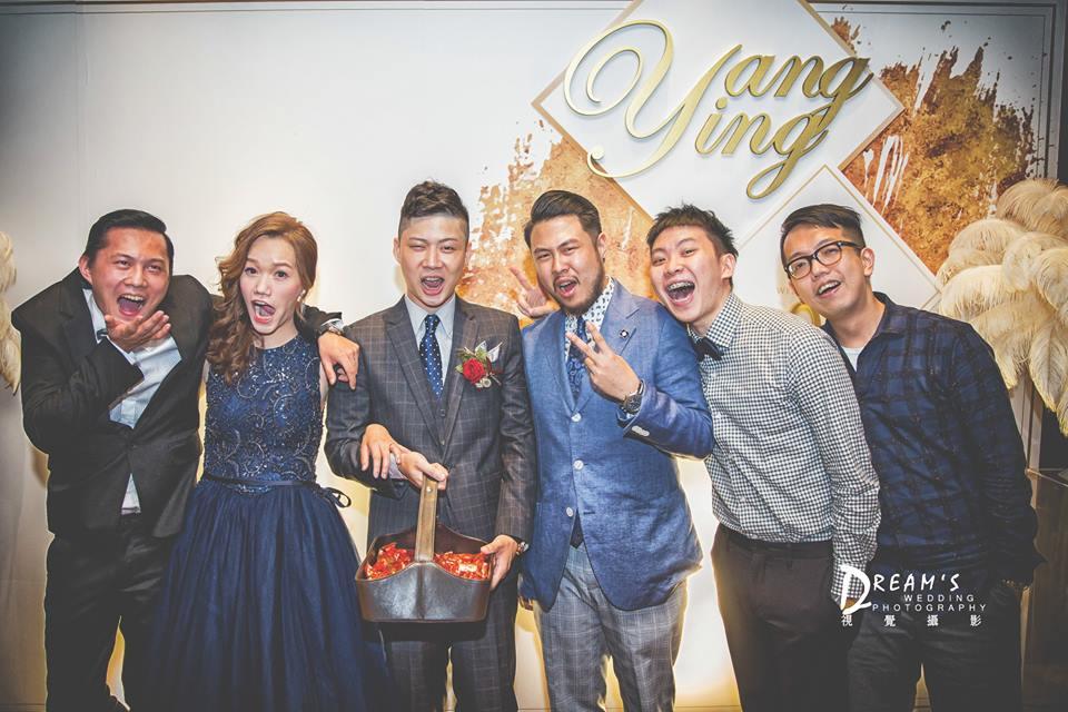 洋洋&瑩瑩 27 - Chun Nan工作室 - 結婚吧