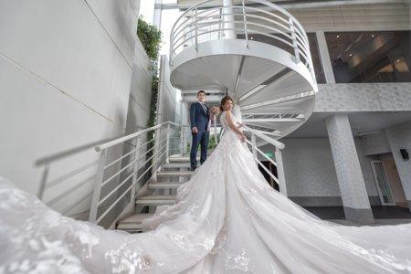 光倫&麗如-新莊晶宴會館婚禮記錄