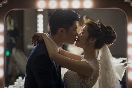 婚攝罐頭- 頤品大飯店玉蕗廳婚禮紀錄│成岳+佳陵