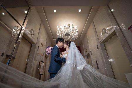 婚攝罐頭-新板囍宴軒維也納廳婚禮全記錄│城戶秀則+怡均