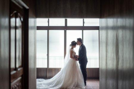 婚攝罐頭-八德彭園婚宴會館Ballroom B婚禮記錄│健輝+芳儒