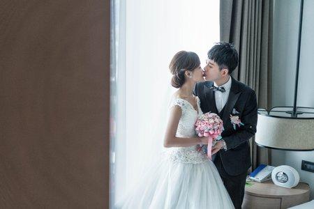婚攝罐頭-台北凱達大飯店宴會廳I婚禮記錄│文儒+敏惠