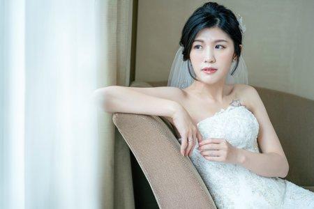 婚攝罐頭-中壢古華飯店國際廳婚禮記錄│文龍+湘筠