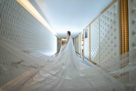 婚攝罐頭-大直典華幸福機構溫莎堡廳婚禮記錄│汝潔+秉謙