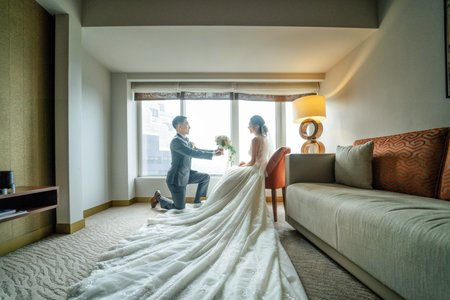 婚攝罐頭-台北君悅酒店婚禮記錄│長霖+瑜文