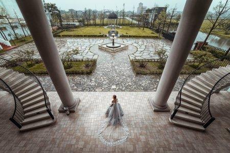 婚攝罐頭-香格里拉冬山河渡假飯店豪汀堡廳婚禮記錄│亞民+宜均