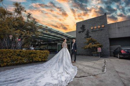 婚攝罐頭-后里東達婚宴會館婚禮記錄│加儒+庭頤