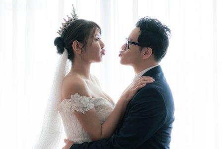 婚攝罐頭-民權晶宴會館晴空香草園婚禮記錄│劭學+慧琪