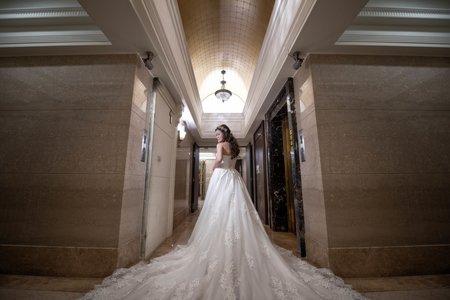 婚攝罐頭-民權晶宴會館香榭玫瑰園婚禮記錄│科佑+彩寧