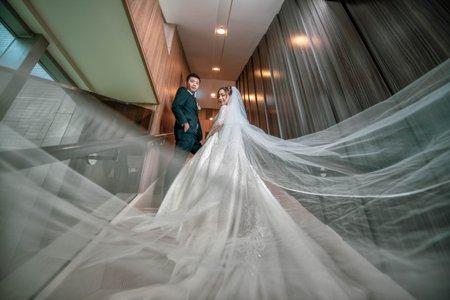 婚攝罐頭-林口A8福容大飯店婚禮記錄│秉翰+家榕