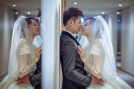 婚攝罐頭-台中日月千禧酒店婚禮記錄│宣璇+偉勛
