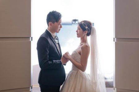婚攝罐頭-珍豪大飯店婚禮記錄│昱達+玉玲