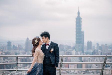 婚攝罐頭-香格里拉遠東國際飯店-婚禮紀錄│鼎文+瑞雯
