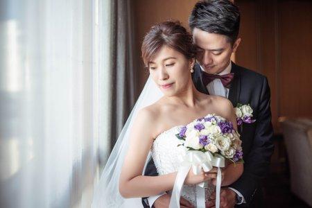 婚攝罐頭-新莊翰品酒店兆慶廳婚禮記錄│旻儒+若娟
