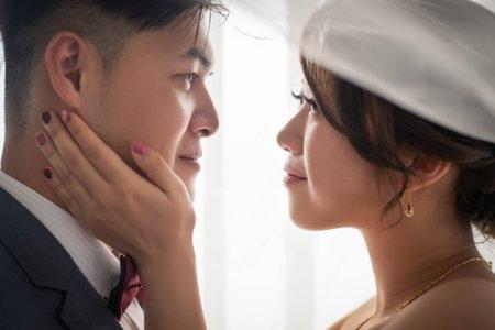 婚攝罐頭-台中福華飯店婚禮記錄│哲昂+亞怡