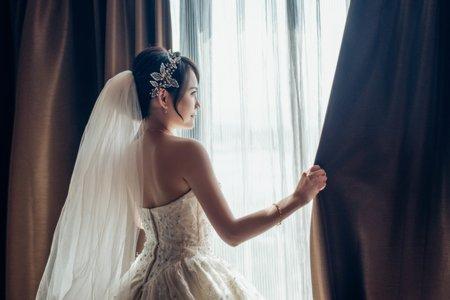 婚攝罐頭-花蓮福容大飯店宴會廳婚禮記錄│君睿+佩容