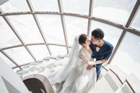 婚攝罐頭-北投天玥泉溫會館玥宴廳泉婚禮記錄│志維+孟蓁