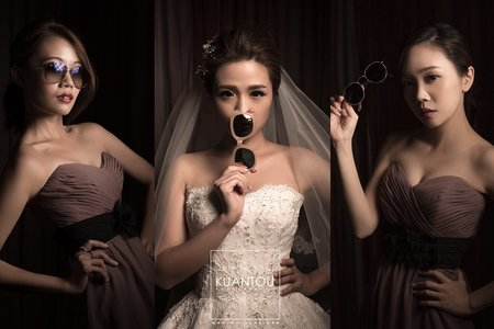 婚攝罐頭-唯美婚禮類婚紗合集