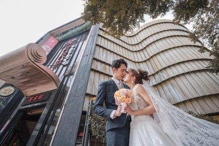 婚攝罐頭-台中女兒紅婚宴會館玉宴廳婚禮記錄│士揚+佳豫