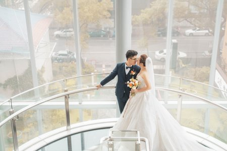 婚攝罐頭-徐州路2号庭園會館婚禮記錄│冠中+紫婷