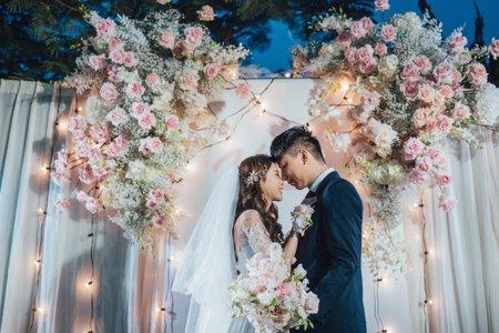 婚攝罐頭-青青風車莊園普羅旺斯廳婚禮記錄│旭陵+晨筠