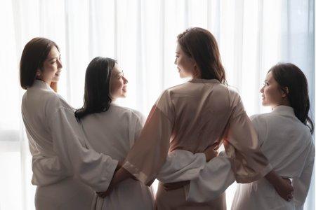 六福萬怡酒店超新星廳婚禮記錄│白天定結儀式+晚宴
