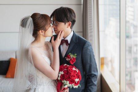 婚攝罐頭-晶華酒店萬象廳場婚禮記錄│欽榮+逸萱