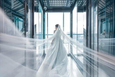 婚攝罐頭-新莊頤品大飯店采棠廳婚禮記錄│志宏+倩淳