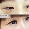 眼型調整、新娘彩妝(翁詩涵造型彩妝工作室)(編號:502081)