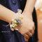為新娘設計手作的飾品-手腕花