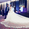 Serin新娘秘書白紗進場造型1