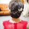 Serin新娘編髮文定造型
