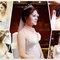 Serin新秘白紗造型皇冠新娘2