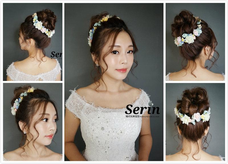 台北桃園新娘秘書Serin05