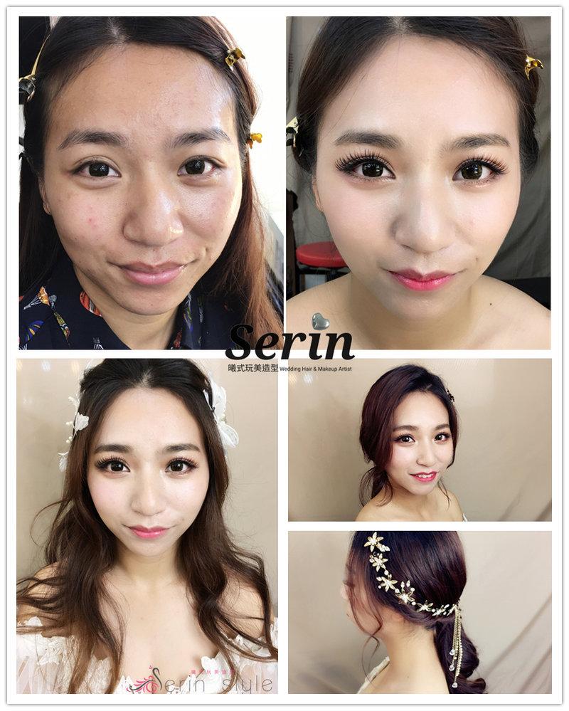 台北桃園新娘秘書Serin08
